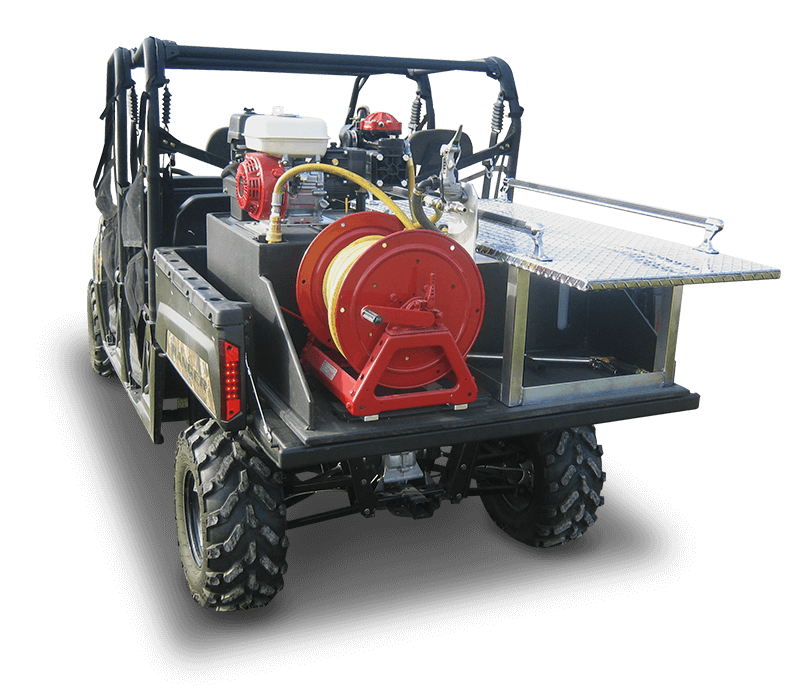 Fire Skid Units Medical ATVs