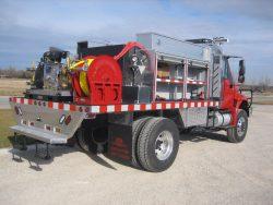 Brush Truck Heavy Duty Unruh Fire
