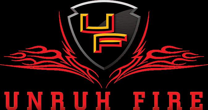 Unruh Fire Logo