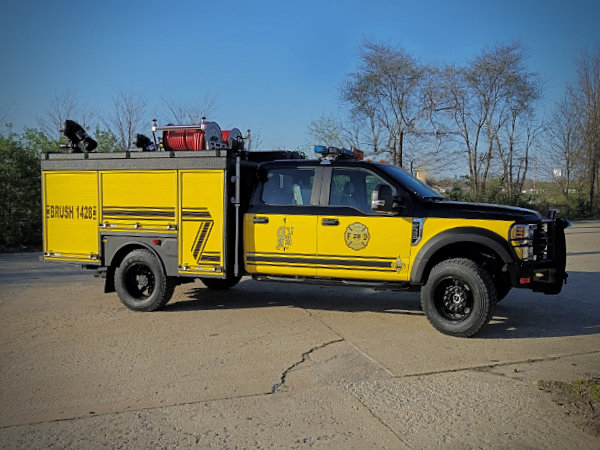 custom brush truck cahokia illinois