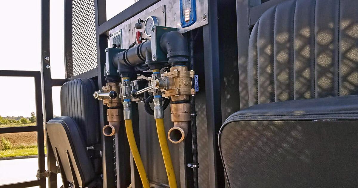 Pueblo Chemical Depot - Panel Detail